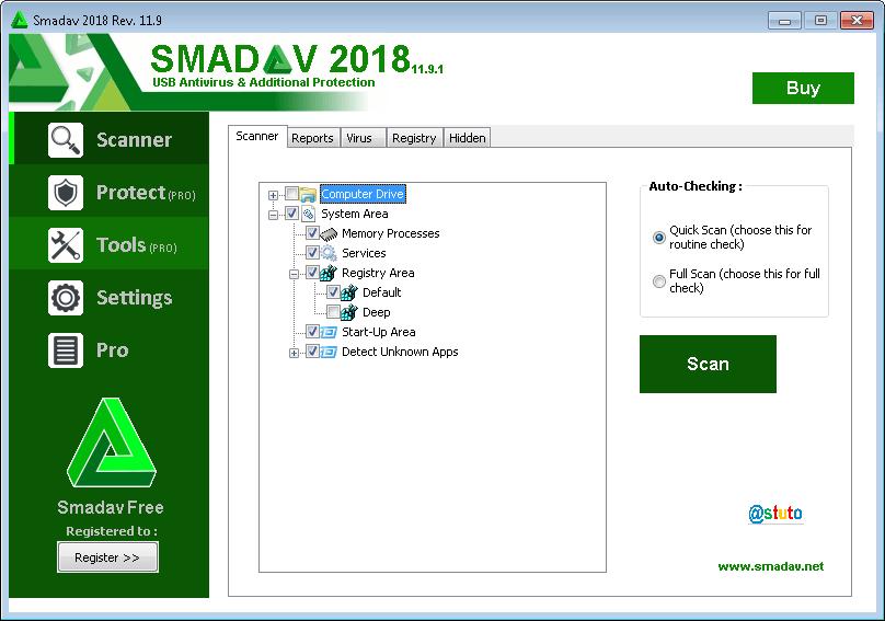 smadav 2016 gratuitement comment ca marche