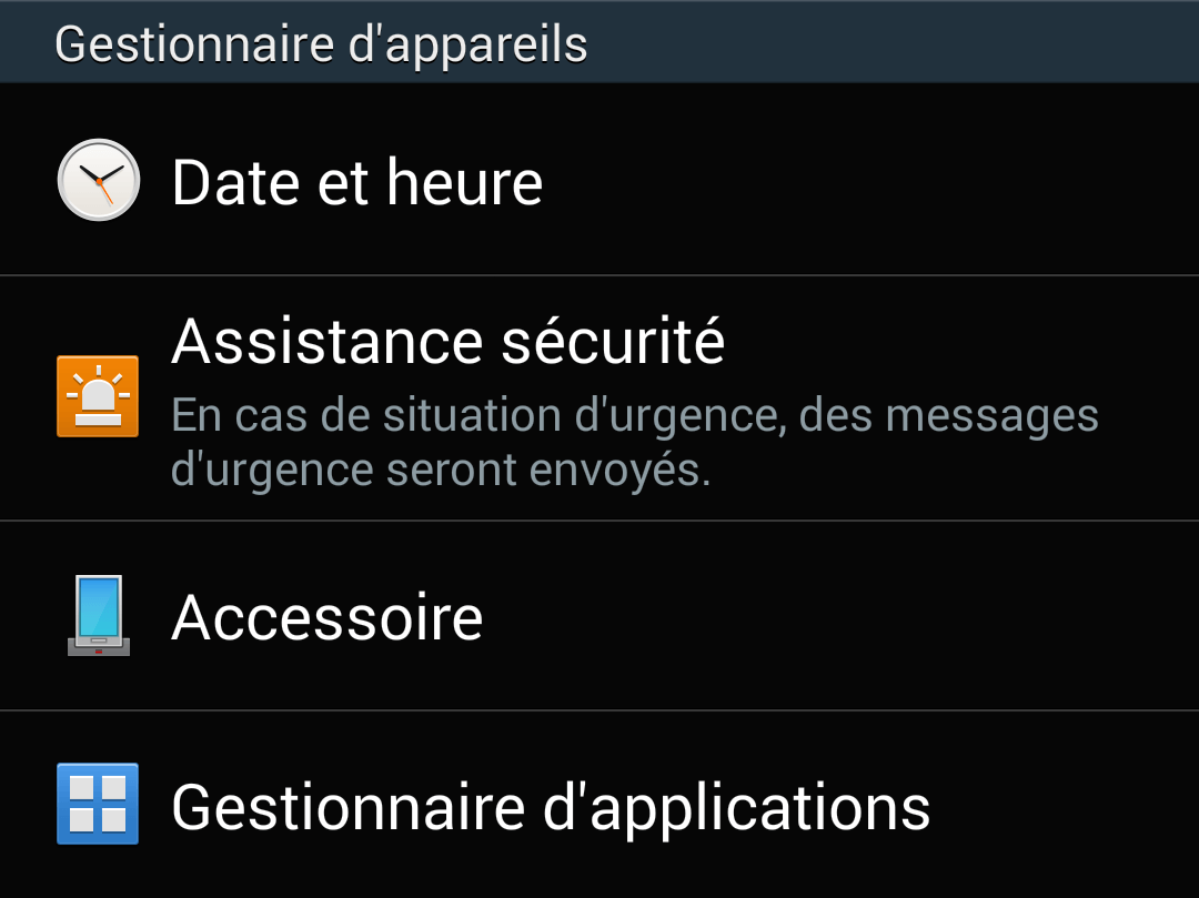 Déplacer ses applications Android sur la carte SD externe