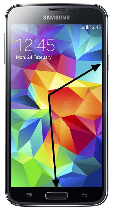 Comment faire une capture d'écran sur Samsung Galaxy (S3, S4, S5, Ace, Note, …)