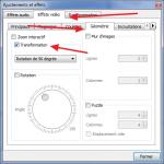 Comment retourner (pivoter) une vidéo : VLC ou conversion