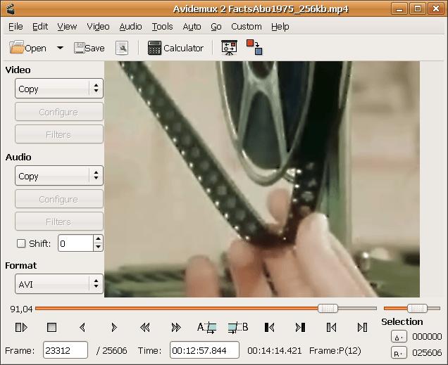 Télécharger Avidemux gratuit : conversion et montage vidéo