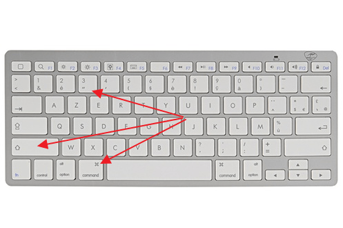 capture mac ecran