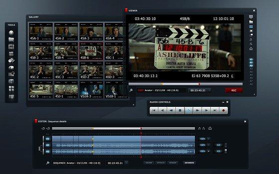 Logiciel montage video crackling