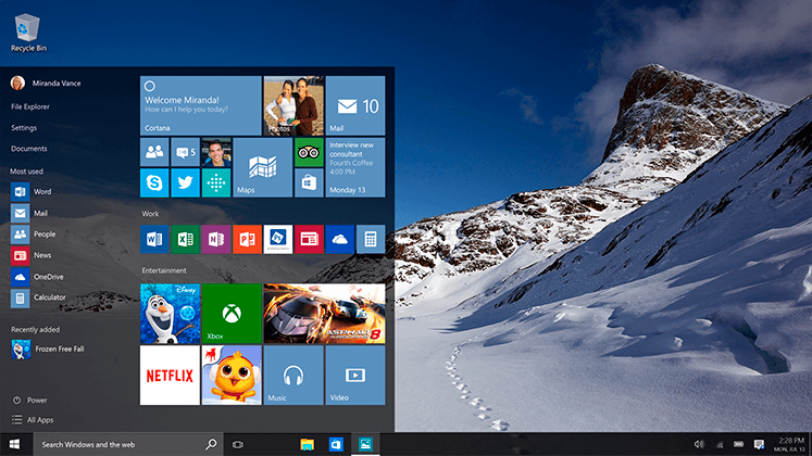 Télécharger l'ISO de Windows 10 gratuitement