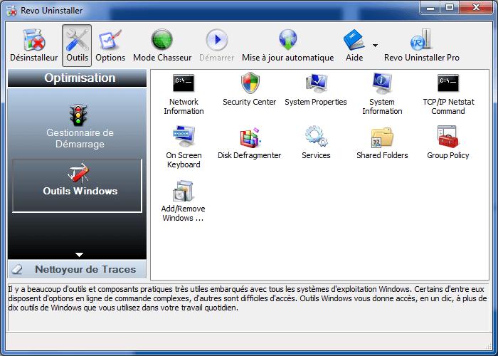 Télécharger Revo Uninstaller (gratuit)