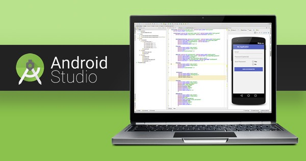 how to develop android app without android studio