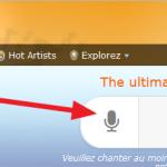 Shazam PC / en ligne : Reconnaissance de musique pour Windows (7, 8, 10)