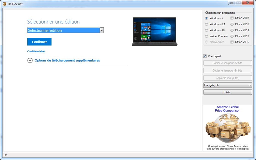 windows 7 integrale 64 bits francais iso