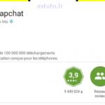 Mise à jour Snapchat iPhone / Android (procédure et nouveauté)