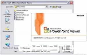 Télécharger PowerPoint Viewer gratuit Windows : lire fichiers PPS, PPT