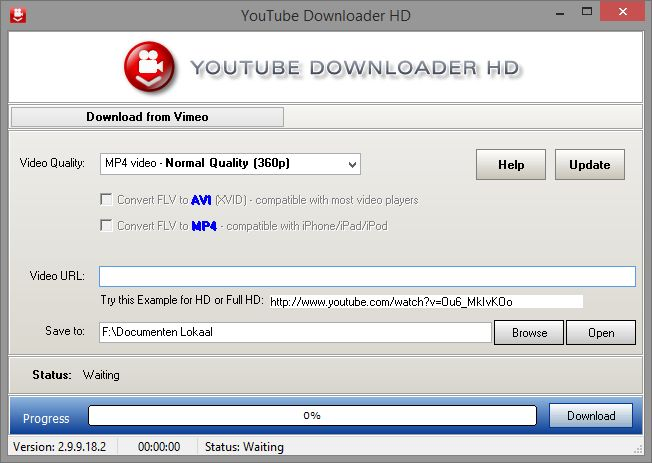Télécharger YouTube Downloader HD gratuit (Windows)